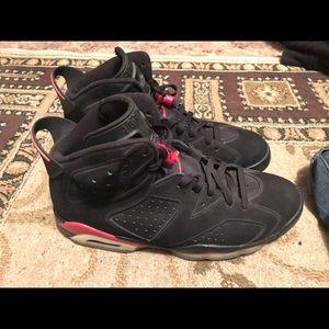 size 40 159b1 b681c Air Jordan varsity red 6s